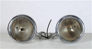 MANIFATTURA Pair of airplane lights