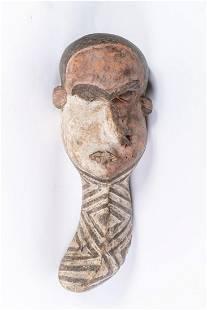 Arte africana Mbangu mask PendeDRCongo