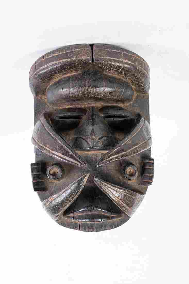 Arte africana  Nyabwa mask, BeteIvory Coast.