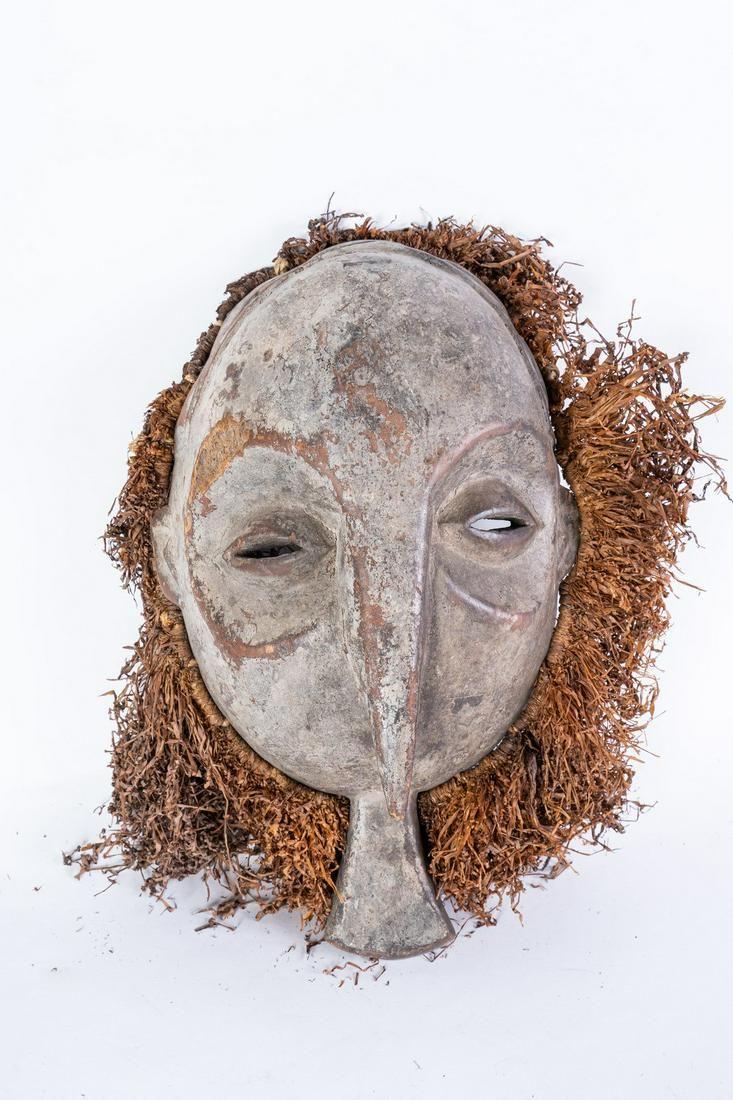 Arte africana Luba maskD.R. of Congo.