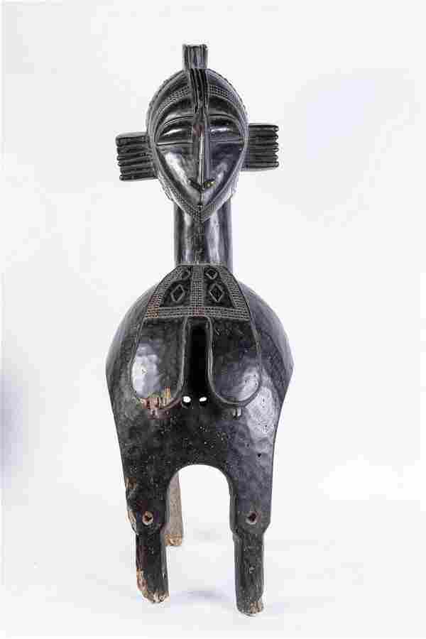Arte africana Nimba mask, BagaGuinea.