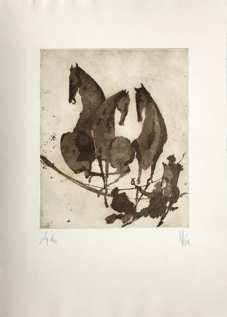 NAG ARNOLDI Horses.