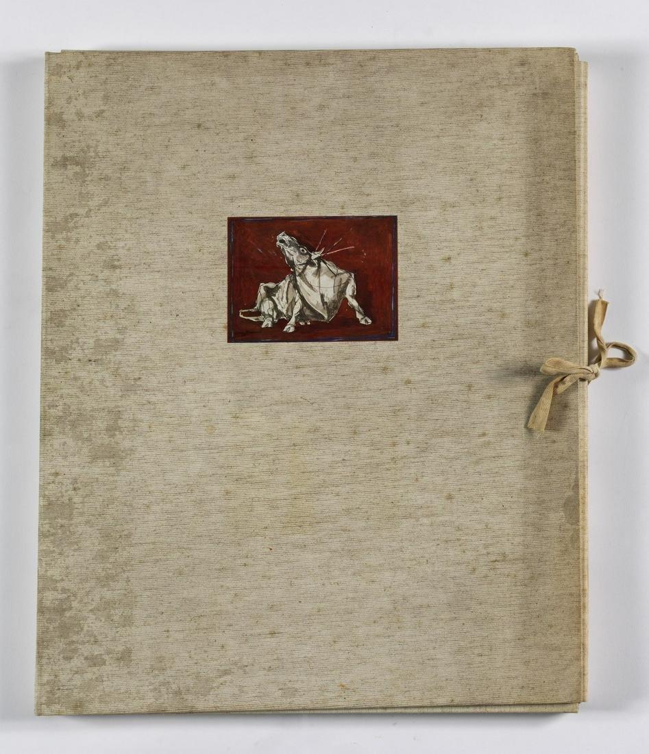 GIOVANNI BRANCACCIO Folder: Il Vespro dei tori.