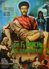 DON SHARP The Brides of Fu Manchu.