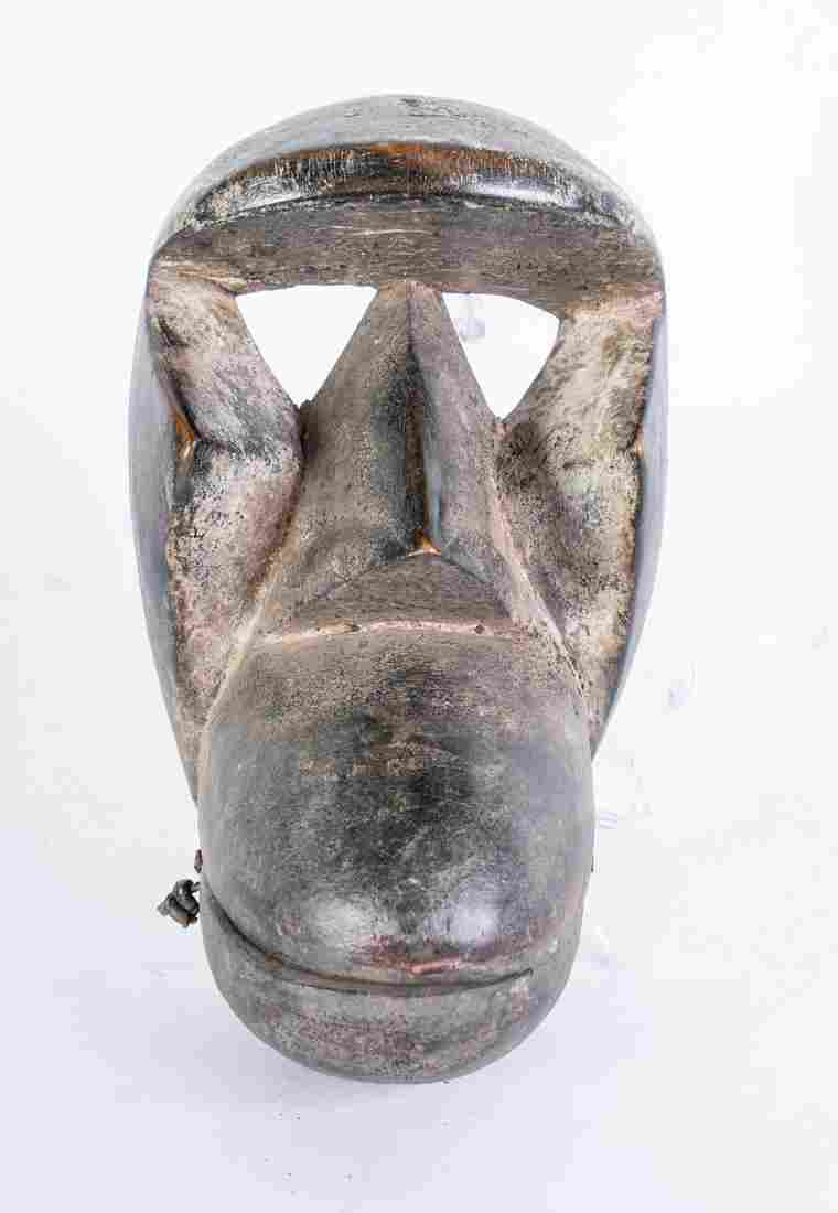 Arte africana  Monkey mask, GuereIvory Coast.