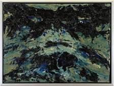 BRUNO PULGA Painting n. V.
