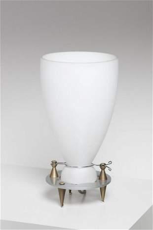 UMBERTO RIVA Franceschina table lamp, Fontana Arte