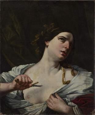 GIOVANNI GIACOMO SEMENTI Attributed to. The suicide of