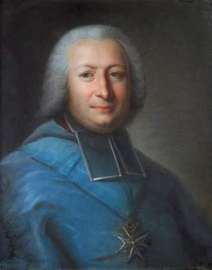 ARTISTA FRANCESE DEL XVIII SECOLO Portrait of a