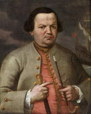 ARTISTA VENETO DEL XVIII SECOLO Portrait of a