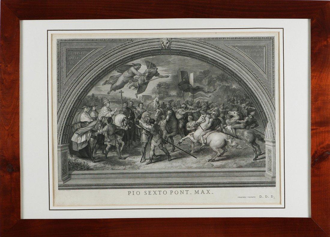 610: Attila fermato dalla visione dei SS Pietro e Paolo
