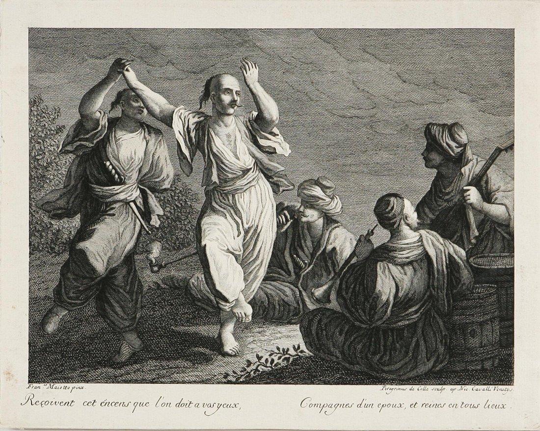 618: Ballo dei compagni dello sposo.