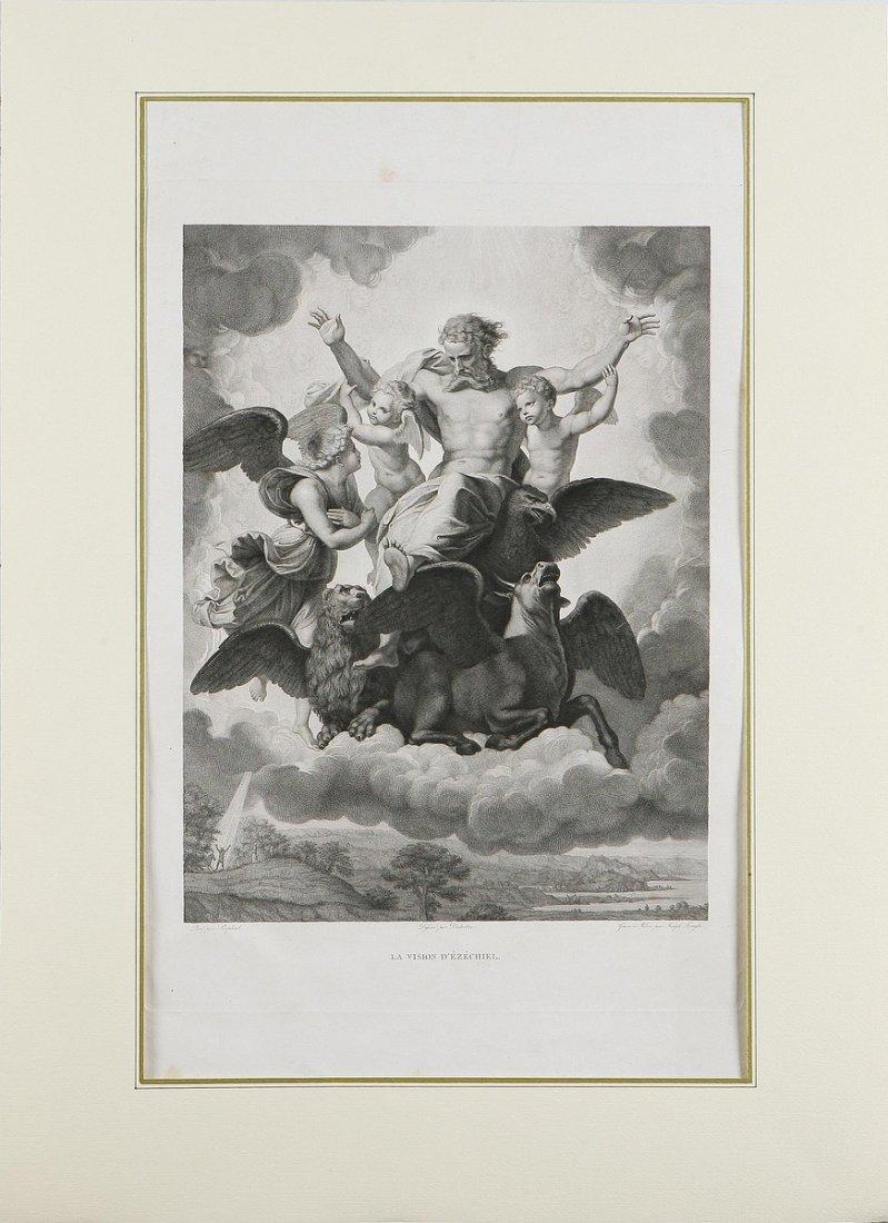 619: La visione d'Ezechiele.