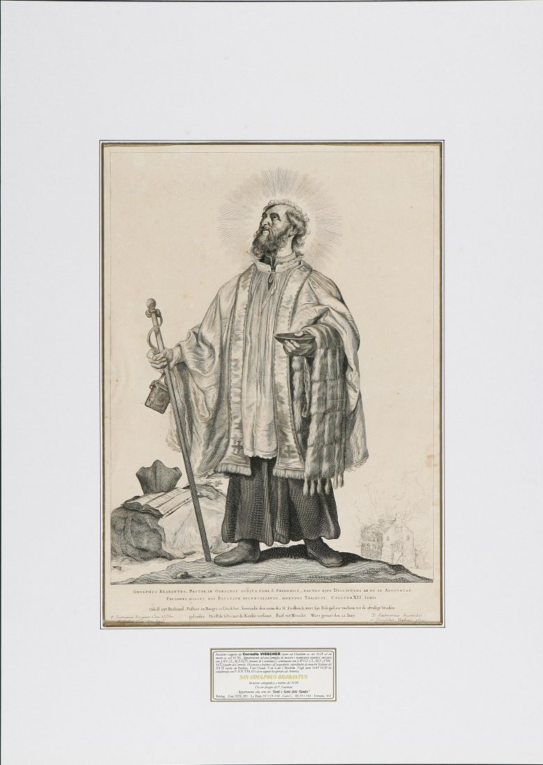 626: San Odolphus Brabantus.