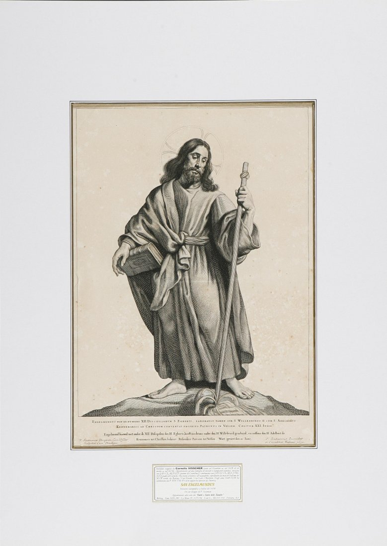 627: San Engelmundus.