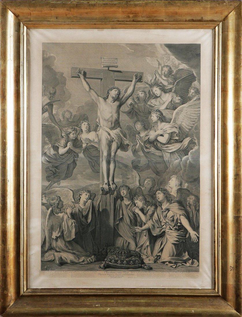 761: Il Cristo agli angeli.