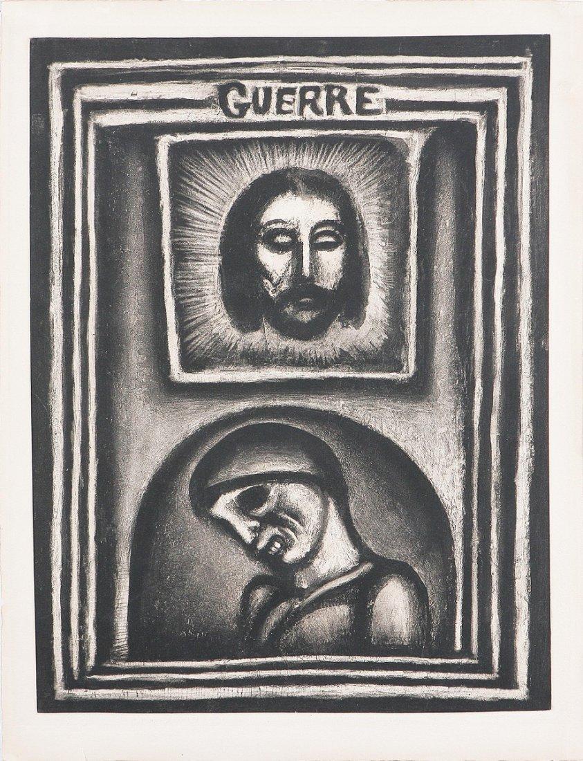 10: GEORGES ROUAULT