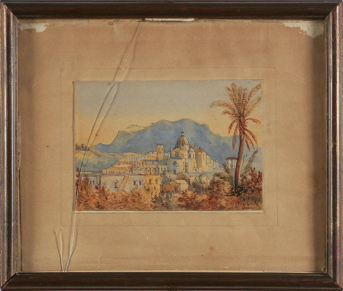 37: CONSALVO CARELLI - Capri.