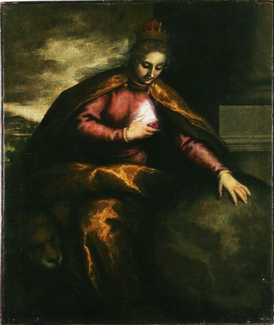 125: JACOPO (DETTO PALMA IL GIOVANE) NEGRETTI - Venezia