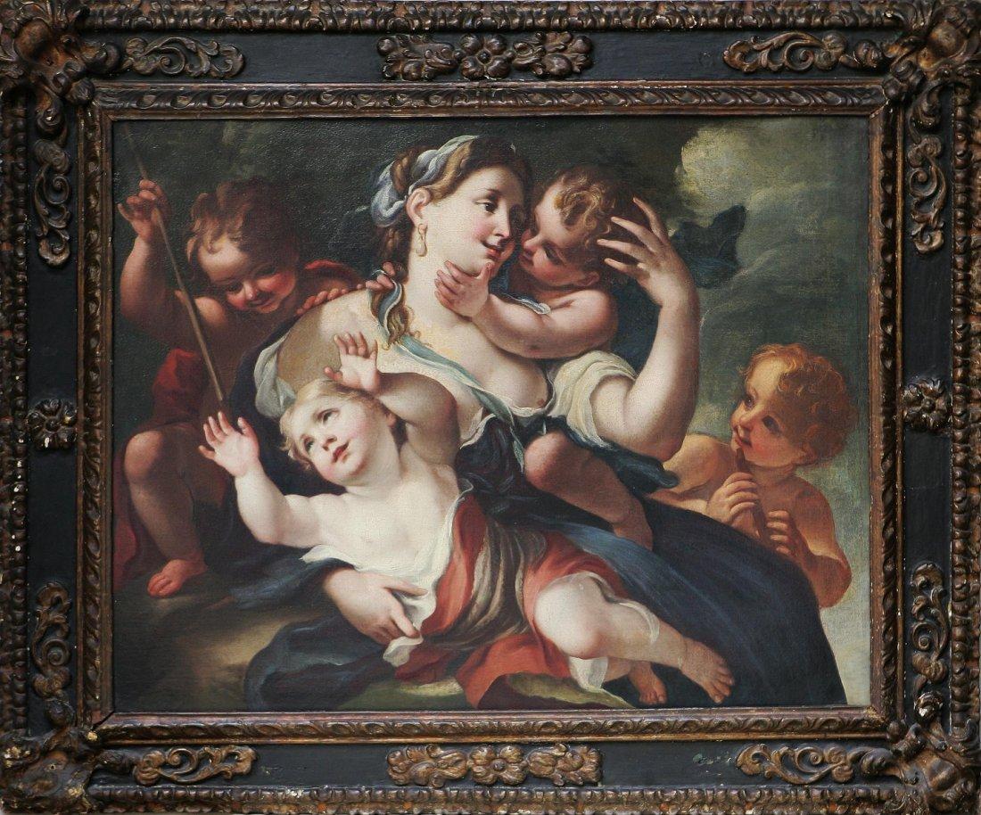 148: FEDERICO BIANCHI - Venere e puttini.