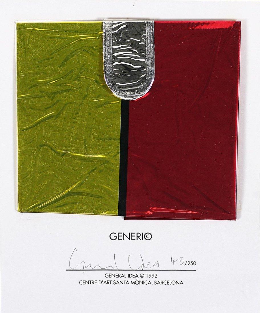 GENERAL IDEA (1969 - 1994) - Balloon.