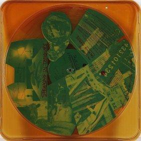 RAUSCHENBERG ROBERT (1925 - 2008) - Talking Heads. Spea