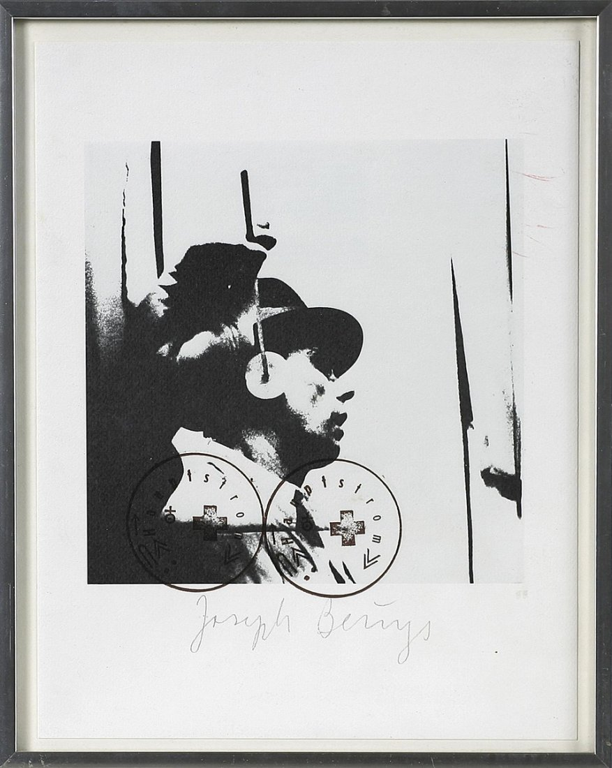 BEUYS JOSEPH (1921 - 1986) - Senza titolo.