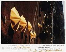 CHRISTO n 1935 JEANNECLAUDE 1935  2009  The um