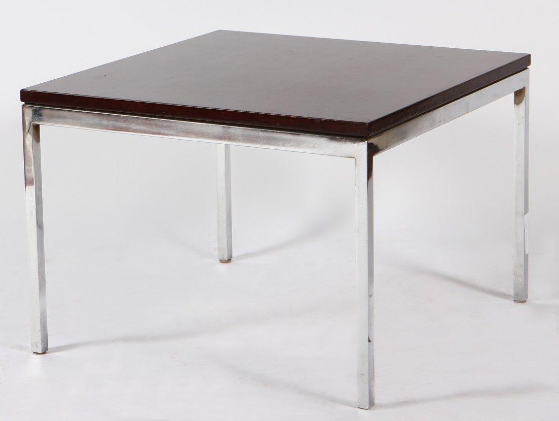 FLORENCE KNOLL Tavolino.