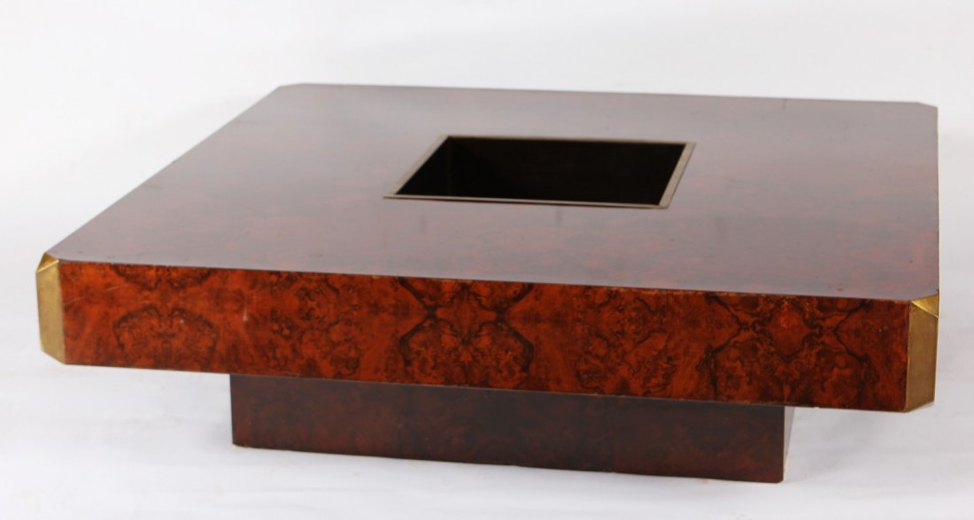 WILLY RIZZO Coffee table.