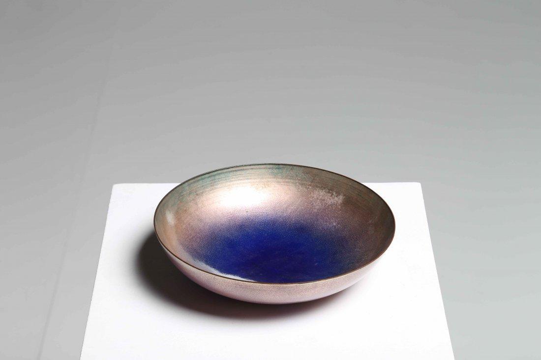 DE POLI PAOLO (1905 - 1996) Bowl.