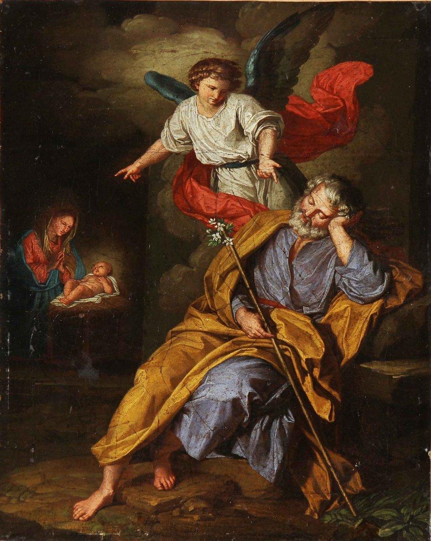 BOTTANI GIUSEPPE  (1717 - 1784) The Dream of St.