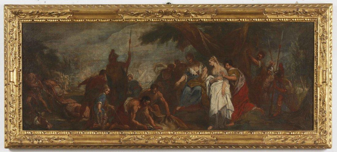 MIGLIORI FRANCESCO (1684 - 1734) Dido Preparing the