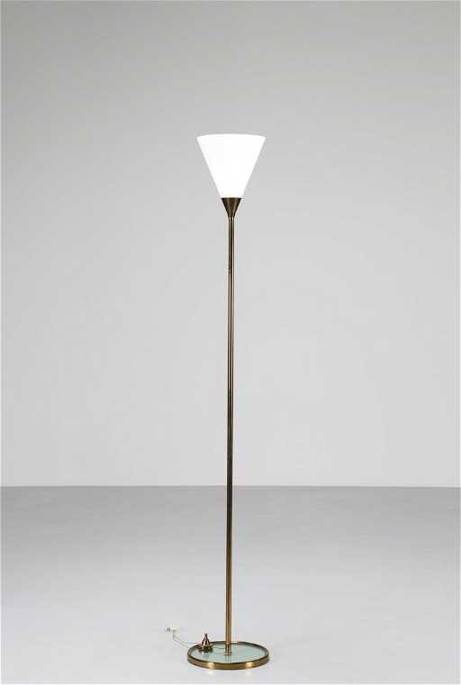 MAX INGRAND Per Fontana arte. Lampada da terra modello