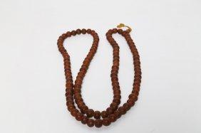 Arte Himalayana A Bodhi Beads Malatibet, 19th Century