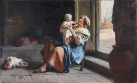 Giuseppe Magni Amore Materno.