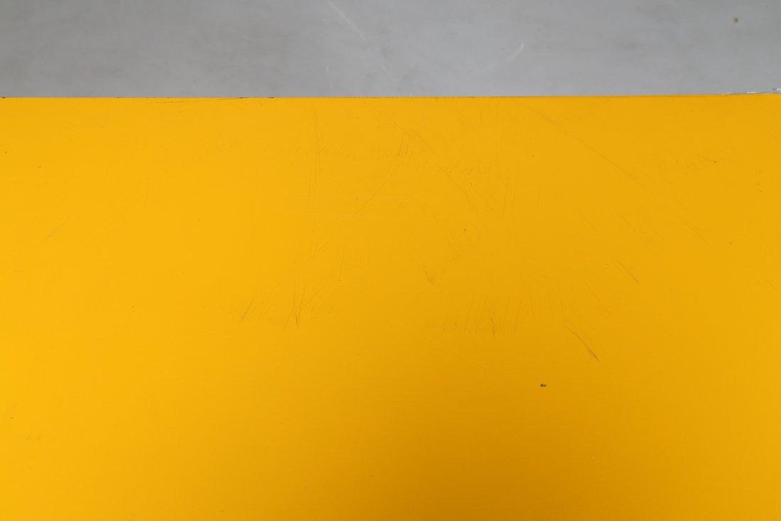 GIO' PONTI Attrib. Scrivania in mogano e formica - 6