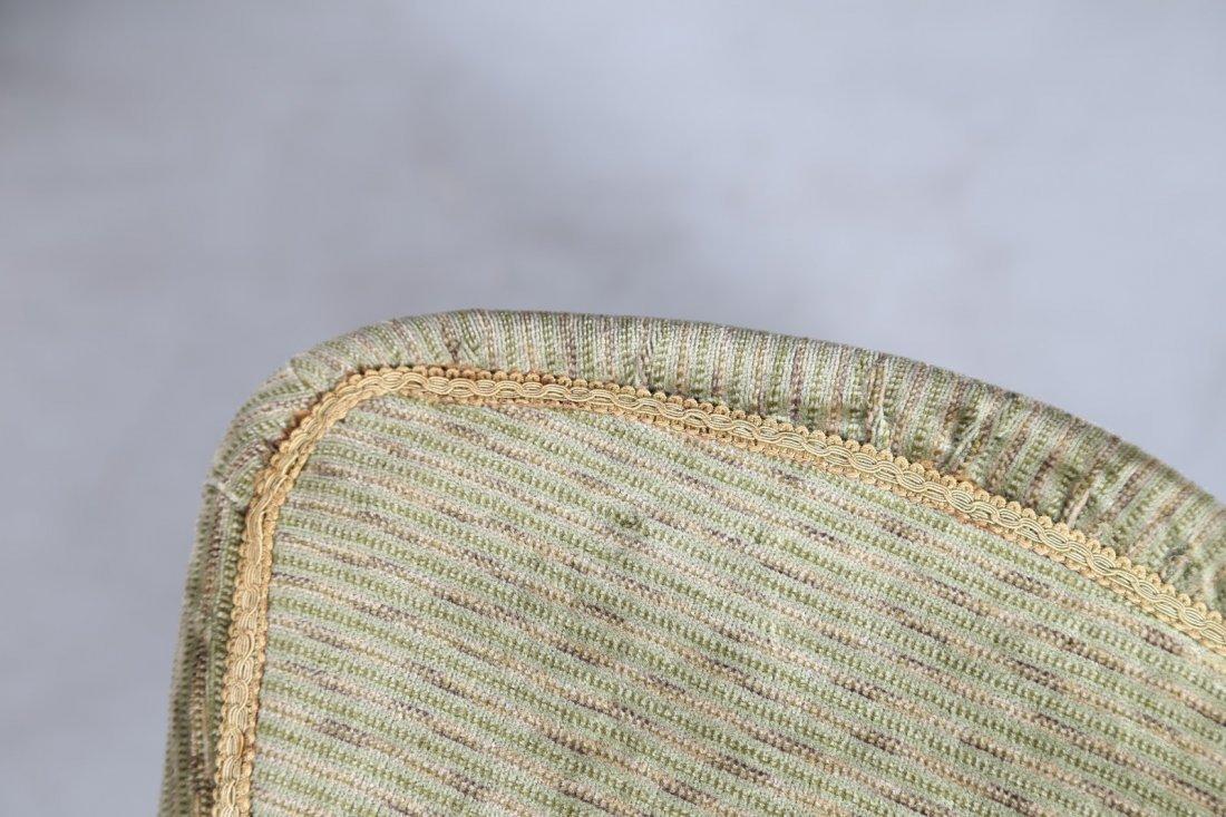 GIUSEPPE CARMIGNANI Coppia di poltrone in legno e - 5