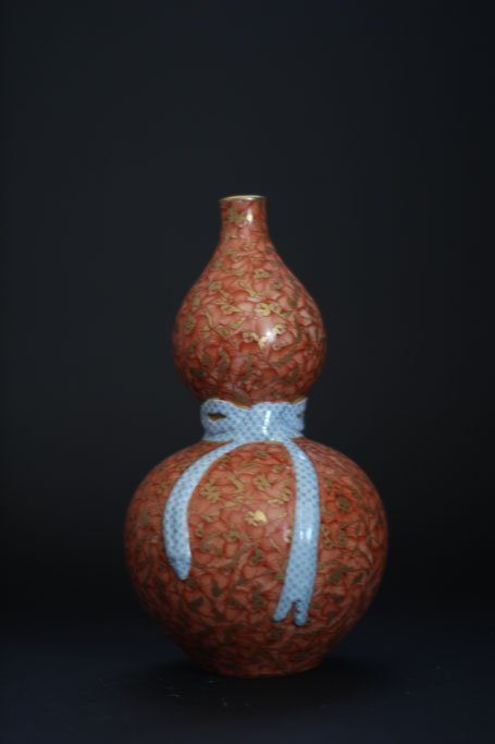 red Double gourds (hulu)