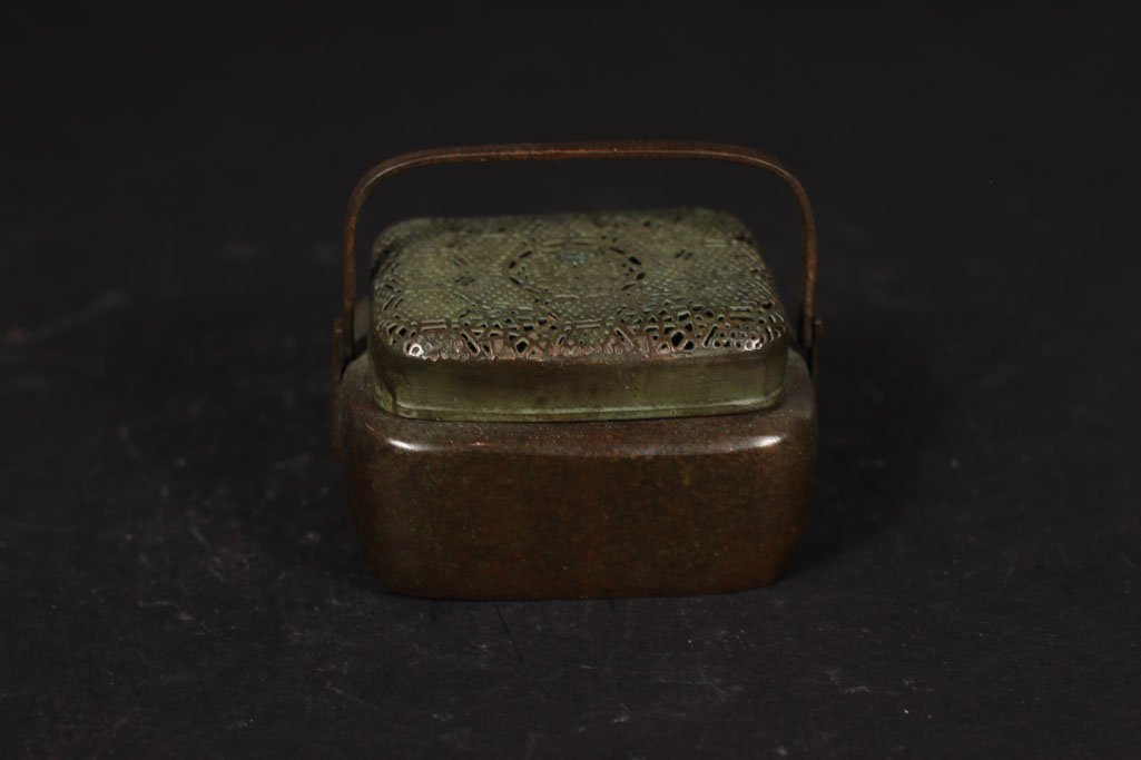 chinese antique box - 2