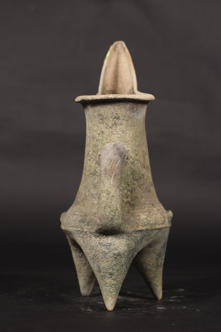 chinese ancient water pot - 2