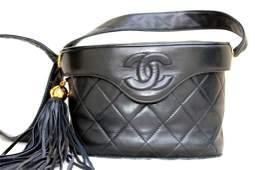8: Vintage Chanel Handbag