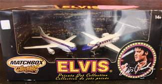 """264: Elvis Matchbox """"Private Jets"""" Collection"""