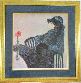 1: Barbara A. Wood Limited Edition Print / Art