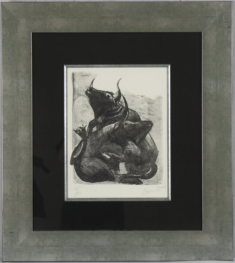 16: Charcoal Drawing / Art by J. C. Breceda
