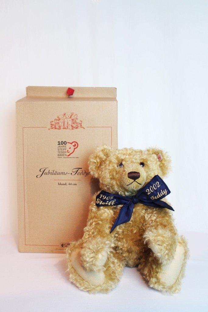 2002 Steiff Centenary Teddy Bear