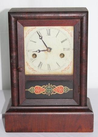 1920's Ansonia Mantel Clock with Pendulum
