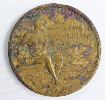 Commercial Credit Company Medal