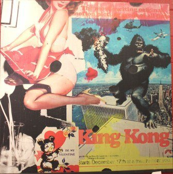 King Kong Original by Michael Macedo Meazell / Art