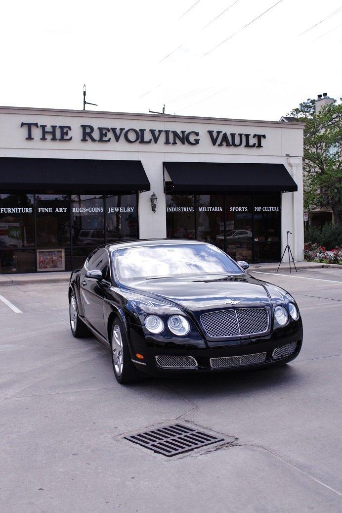 2004 Bentley Continental GT Twin Turbo 6.0L